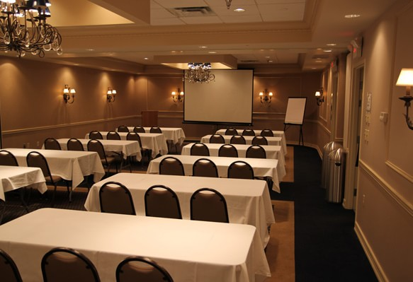 Hampton Plaza Conference Facility