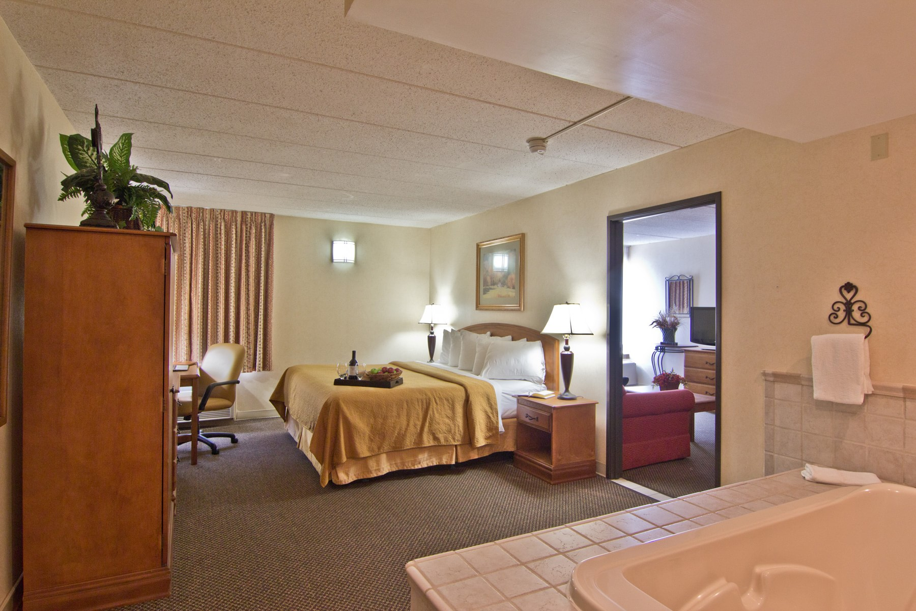 Guest Rooms At Quality Inn Chillicothe Ohio