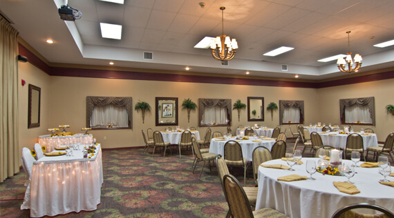 Riverview Conference Center<br>Chillicothe, Ohio